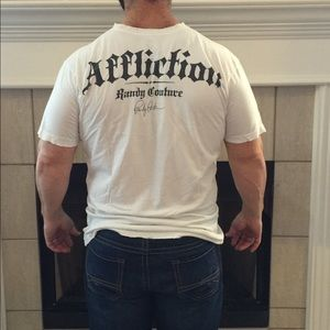 Affliction Shirts - Affliction lot of T-shirts size XL